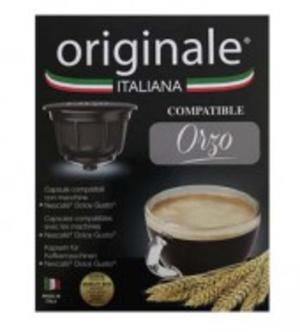 Originale Italiana Caffè Orzo Capsule compatibili Nescafè Dolce Gusto