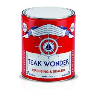 Teak Wonder Dressing & Sealer 4 LT.