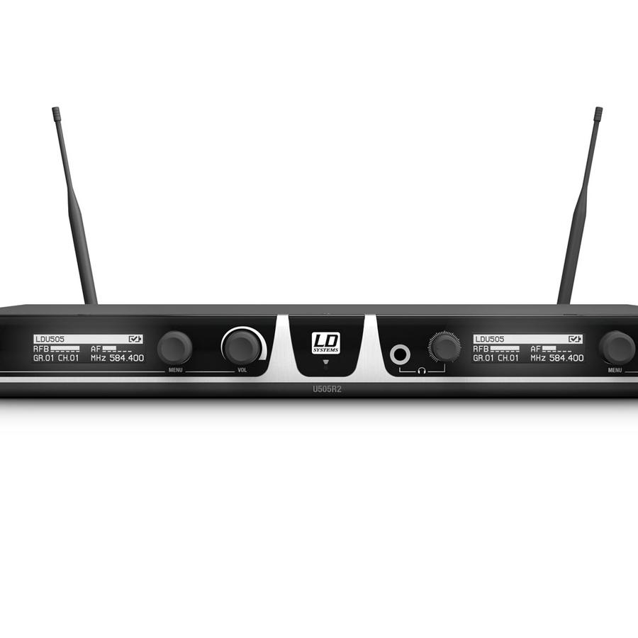 LD Systems U500 HHD 2 (varie frequenze disponibili)