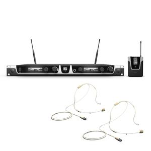 LD Systems U500 BPH 2 (varie frequenze e colori disponibili)