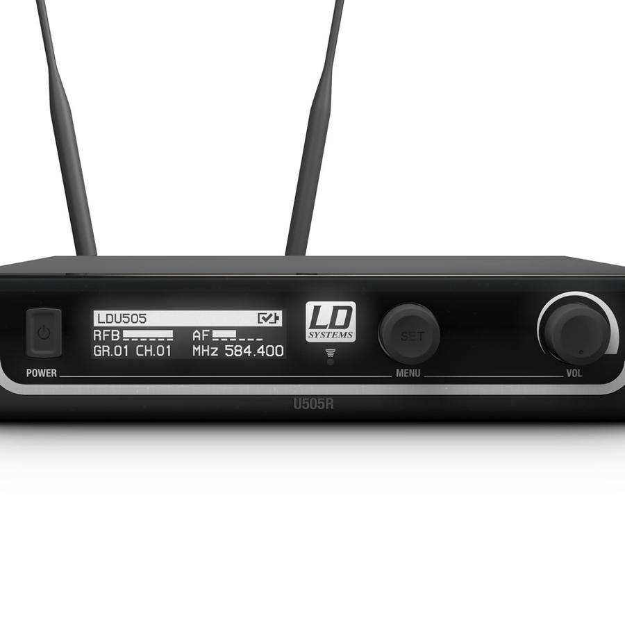 LD Systems U500 BPG (varie frequenze disponibili)