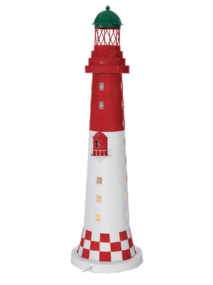 Modello di Faro Lampada La Coubre ( alto 95 cm. ) di Artesania Esteban - Mondo Nautica 24
