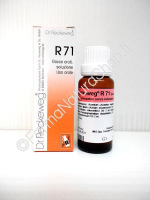DR. RECKEWEG R71 Gocce