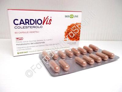 CardioVis® Colesterolo 60 capsule