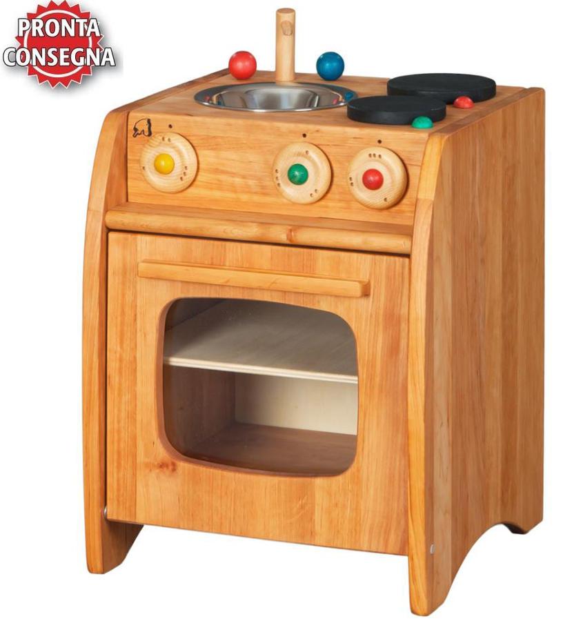 Cucina bambini cucina hape cucina legler hape verneuer - Cucina legno bambini ...
