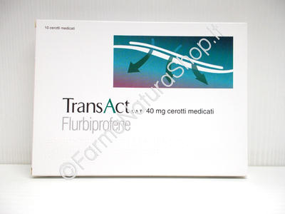 TRANSACT LAT 40 mg Certotti Medicati
