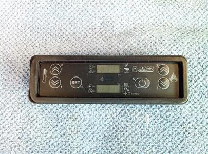 PANNELLO COMANDI DISPLAY LCD ORIGINALE MCZ cod 4160311