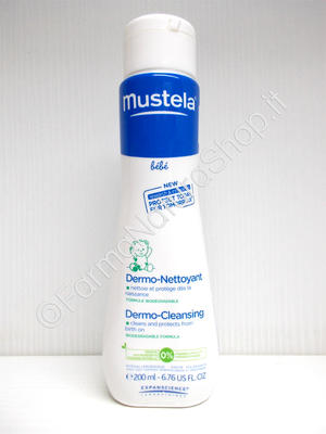MUSTELA Dermo-Detergente 200 ml