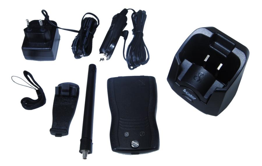 Radio VHF Portatile Galleggiante COBRA MARINE HH350 FLT - Offerta di Mondo Nautica 24