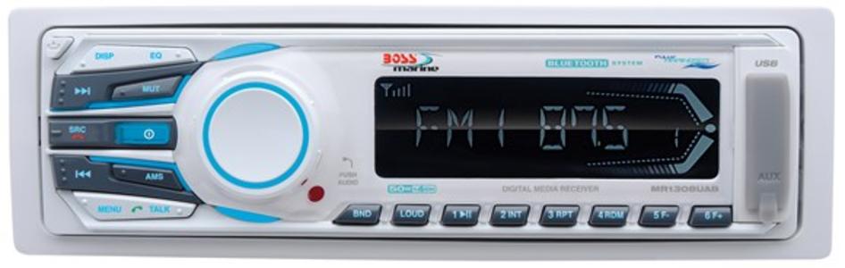 Radio Boss MR1308UAB con Bluetooth di BOSS MARINE - Offerta di Mondo Nautica  24