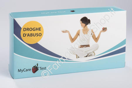 MyCare Test - Multiscreen Droghe - Test su urine