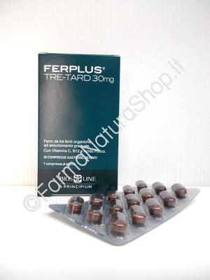PRINCIPIUM FERPLUS® TRE-TARD 30 mg Bios Line