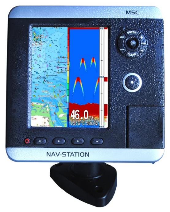 GPS Multifunzione M5C Nav-Station - Offerta di Mondo Nautica  24
