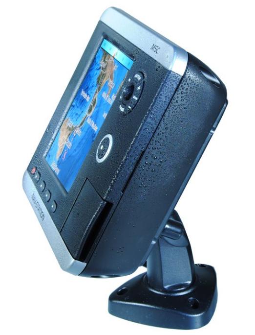 GPS Multifunzione M5C Nav-Station con Trasduttore di Poppa e con SD Card MW M017 - Offerta di Mondo Nautica  24