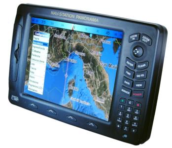 "GPS nautico Nav-Station 11"" Panorama - Offerta di Mondo Nautica  24"