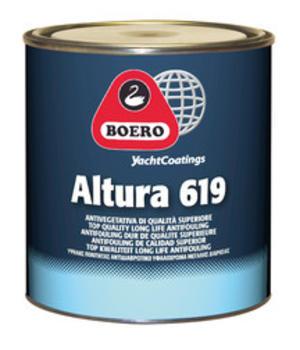 Antivegetativa Altura 619 Nero LT. 0,750 di Boero - Offerta di Mondo Nautica 24