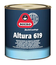 Antivegetativa Altura 619 Rosso LT. 0,750 di Boero - Offerta di Mondo Nautica 24