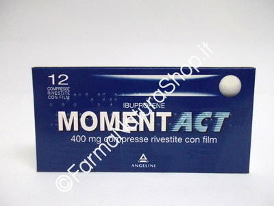 MOMENTACT 400 mg 12 Compresse