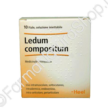 HEEL LEDUM COMPOSITUM Fiale