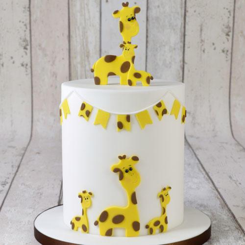 Cutter tagliapasta giraffe