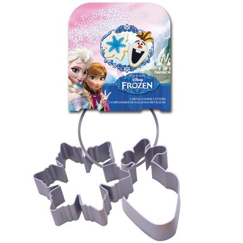 Stampi discotti tema Frozen