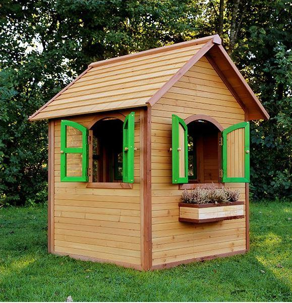 Casetta legno casetta bambini casetta bimbo casetta da for Casetta giardino bambini usata