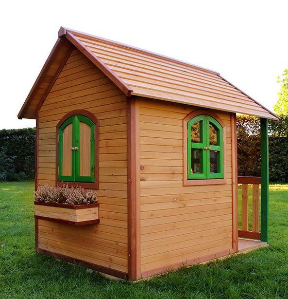 Casetta legno casetta bambini casetta bimbo casetta for Cedro agitare piani di casa