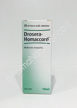 HEEL DROSERA HOMACCORD Gocce