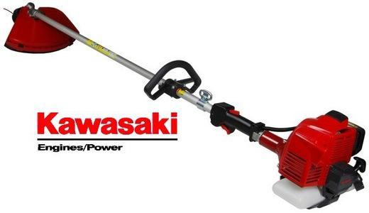 Decespugliatore a scoppio PROFESSIONALE KAWASAKI 2 T BEK 45 45-4 cc