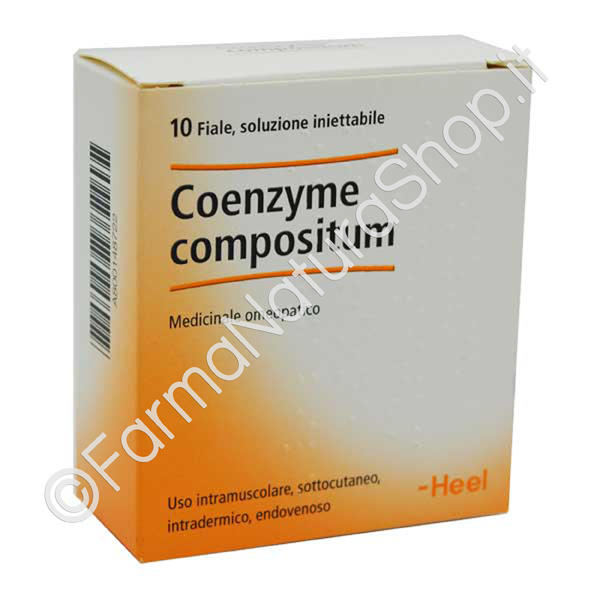 HEEL COENZYME COMPOSITUM Fiale