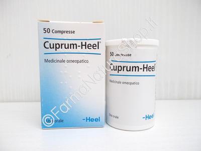 HEEL CUPRUM Compresse