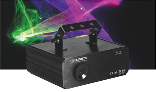 ProLights KRYPTON3DFX