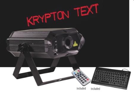 ProLights KRYPTONTEXT