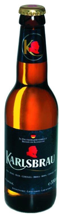 Birra Karlsbrau 0,33lt x 24 bott.