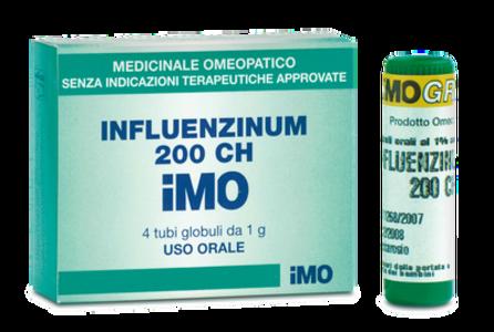 IMO Influenzinum 200 CH Globuli