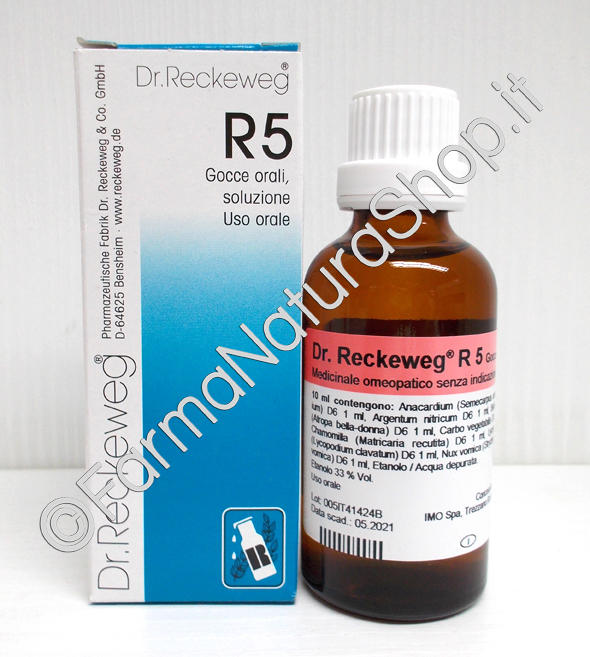 DR. RECKEWEG R5 Gocce