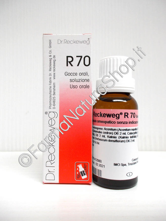 DR. RECKEWEG R70 Gocce