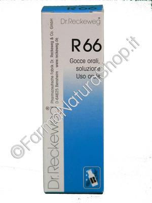 DR. RECKEWEG R66 Gocce