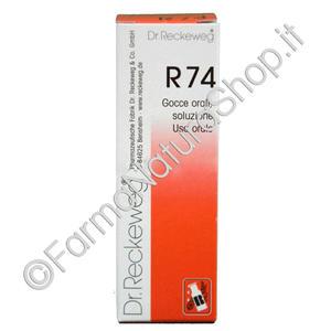 DR. RECKEWEG R74 Gocce