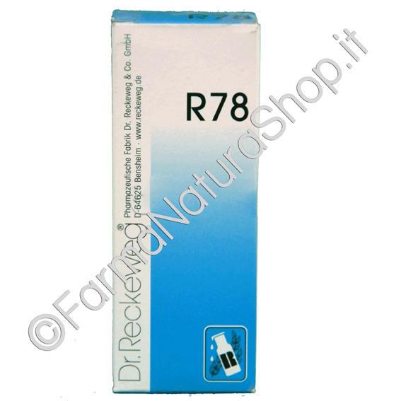 DR. RECKEWEG R78 Gocce