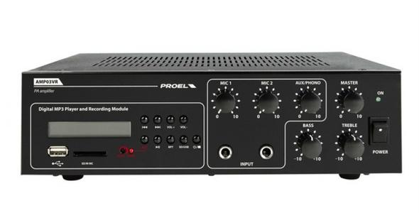 Proel PA AMP03VR