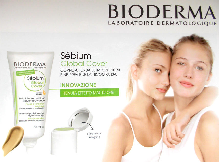 BIODERMA Sébium Global Cover