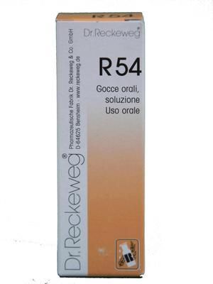 DR. RECKEWEG R54 Gocce