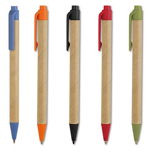 Penna Ecologica Biodegradabile Personalizzata PB11068 da 100 pz
