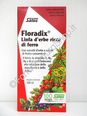 FLORADIX® Integratore di Ferro