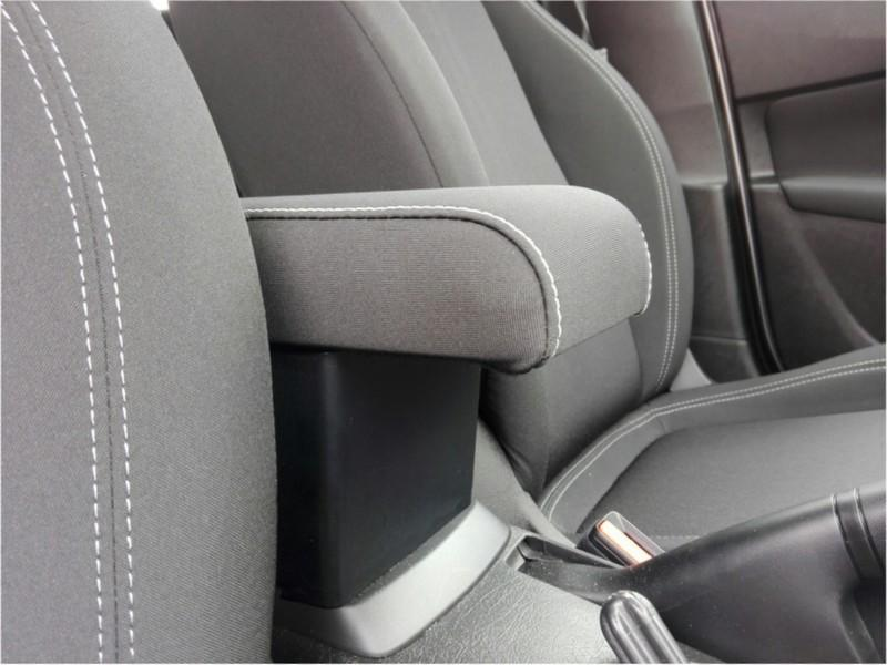 Adjustable armrest with storage for Fiat Tipo from 2015