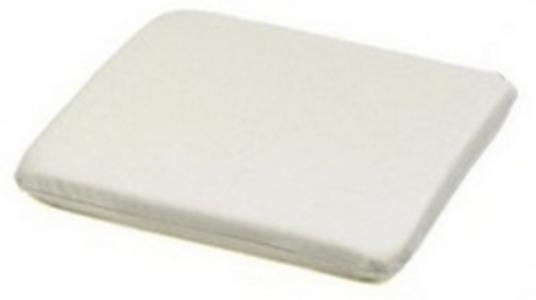 Cuscino ecrù per sedie CS 70 acrilico sfoderabile