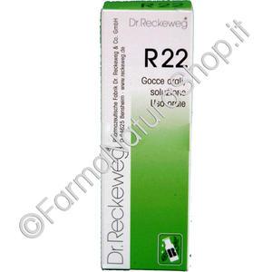 DR. RECKEWEG R22 Gocce