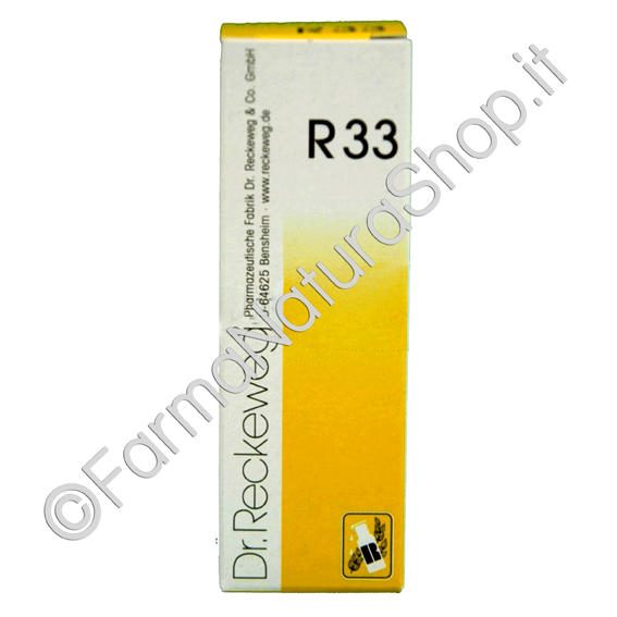 DR. RECKEWEG R33 Gocce