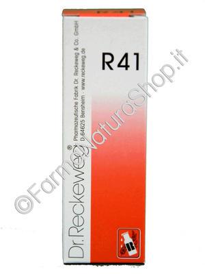 DR. RECKEWEG R41 Gocce